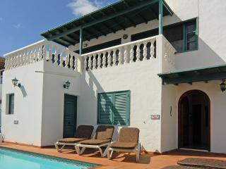 Five Bedroom Private Villa with Pool - Puerto Del Carmen vacation rentals