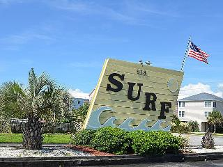 Surf Condo 414 -  Scenic Ocean View, Simple Design, Pool, Beach Access - Surf City vacation rentals