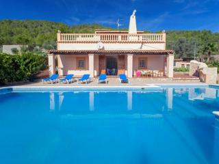 4 bedroom House with Private Outdoor Pool in Sant Miquel De Balansat - Sant Miquel De Balansat vacation rentals
