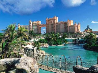 3 bedroom condo at the Harborside Resort Atlantis - Paradise Island vacation rentals