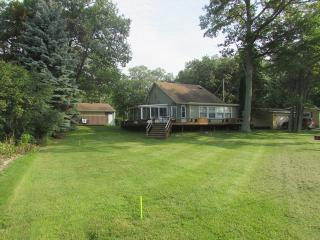 Bright House with Deck and Internet Access - Au Gres vacation rentals