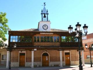 Well-located 1-bedroom flat with WiFi - Numancia de la Sagra vacation rentals
