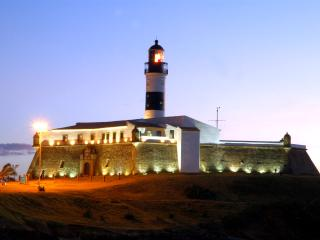 Apt walking distance from Farol da Barra - Salvador vacation rentals