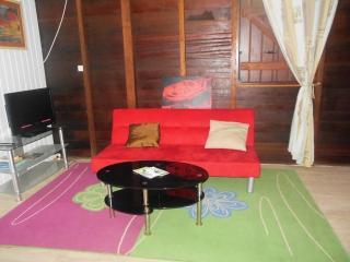 Location chalets Kréyols meublés tout confort - Macouria vacation rentals