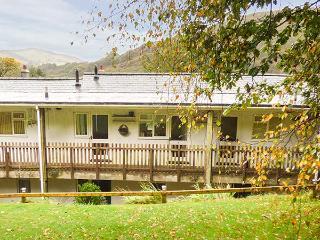 APARTMENT 4 DOLGOCH FALLS, pet-friendly, woodburner, garden, games room, Tywyn Ref 930383 - Tywyn vacation rentals