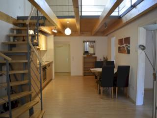 Vacation Apartment in Lindau - 829 sqft, 2 bedrooms, 1 living / bedroom, max. 6 persons (# 7149) - Lindau vacation rentals