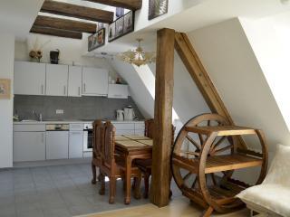 Vacation Apartment in Lindau - 678 sqft, 2 bedrooms, 1 living / bedroom, max. 6 persons (# 7150) - Lindau vacation rentals