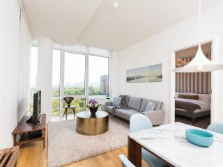 The Whant Collection - Central Park-Facing Luxury One Bedroom King Suite! - New York City vacation rentals