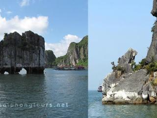 Halong bay 3 days (1 night in hotel in Cat Ba) - Halong Bay vacation rentals