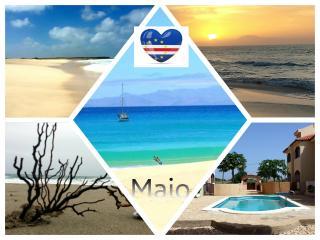 Cabo Verde-Maio-appartamento residence con piscina - Vila do Maio vacation rentals
