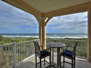Cinnamon Beach Unit 435!   Breathtaking Corner Condo! Direct Oceanfront! - Palm Coast vacation rentals