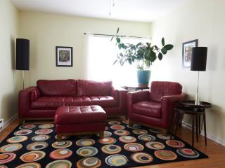 Stylish vintage modern 2 bedroom apartment - Viroqua vacation rentals