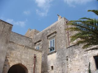 Castle XV- XVIII near the sea in the historic city - Gagliano del Capo vacation rentals