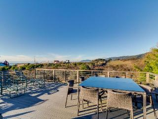 Ocean views and a private deck, two blocks from the beach! - Westport vacation rentals