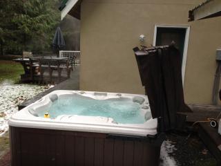 3 bedroom Chalet with Deck in Glacier - Glacier vacation rentals
