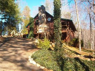 Secluded Cabin in the Smokey Mountains - Murphy vacation rentals