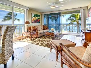 Rare Lahaina Shores Oceanfront 1 Bedroom Newly Remodeled Jewel - Lahaina vacation rentals