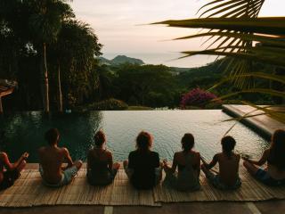 The Surfing Buddha Retreat/ Breakfast & Yoga Incl - San Juan del Sur vacation rentals