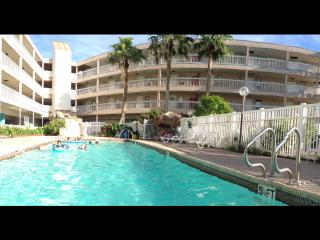 3242 Furnished Beach Condo with Kitchenette - Corpus Christi vacation rentals