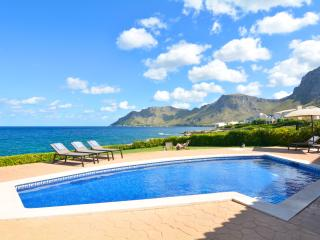 Mallorca Amazing  sea front Villa Es Calo - Arta vacation rentals