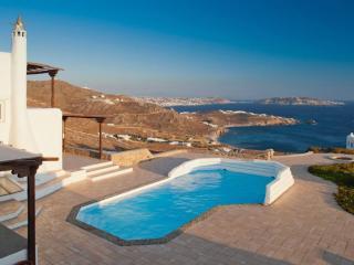 Comfortable Mykonos Villa rental with Television - Mykonos vacation rentals