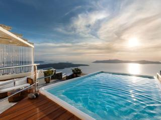 Luxury Honeymoon Villa - Santorini vacation rentals
