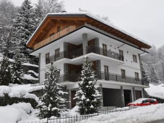 Apartment house with a garden, 10 km from Cervinia - Valtournenche vacation rentals
