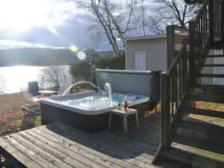 NEW:  Cottage close to Montreal with spa - Lanaudiere vacation rentals