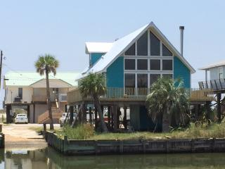 Private Ramp - Canal Frontage - Kayaks w/Free use - Dauphin Island vacation rentals