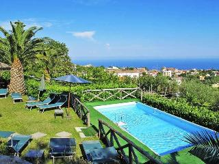 Holiday Home Gea 5 - Sorrento Coast, swimming pool, garden, sea view - Sant'Agata sui Due Golfi vacation rentals