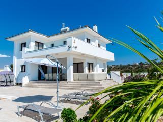 Luxury Modern 4BR Villa, 500 m from the beach - Ayia Napa vacation rentals