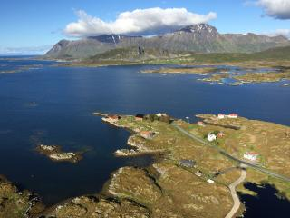 260M2 On the Water + Boat, In the heart of Lofoten - Lofoten Islands vacation rentals