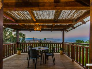 Beautiful Lake View Wooden House - Tiberias vacation rentals