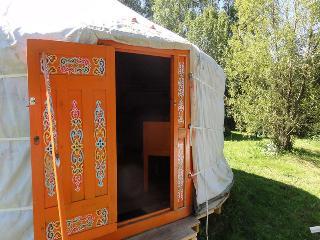 Véritables Yourtes Mongoles de 2 à 6 personnes - Saint-Trivier-de-Courtes vacation rentals