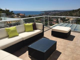 CONTEMPORARY COOL VILLA WITH HEATED POOL - Sitges vacation rentals