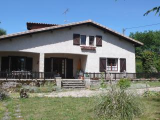 Django, holiday home in peaceful rural setting - Caylus vacation rentals