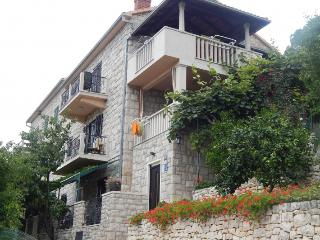 Beautiful stone house - two suites for 10 people - Postira vacation rentals