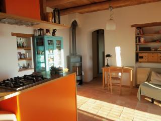 Charming apartment with superb views and terrace - Tortorella vacation rentals