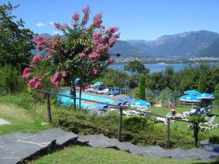 Wohnung mit Aussicht + Pool für 1-2 Personen - Vira (Gambarogno) vacation rentals