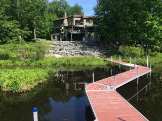 Great Lakehouse with Private Dock - Lackawaxen vacation rentals