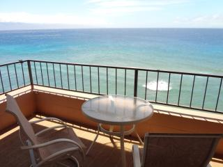 Large CORNER CONDO Oceanfront Renovated @ MAUI KAI - Lahaina vacation rentals