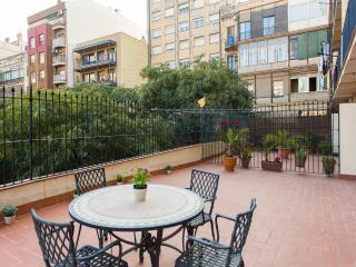 Charming & Modernist Central Apt. Big Terrace! - Barcelona vacation rentals