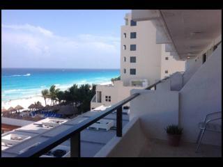 Departamento 2 recámaras , Cancun , Zona Hotelera. - Cancun vacation rentals