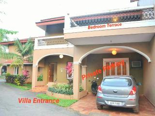 Luxury 3bhk Duplex Villa Candolim - Candolim vacation rentals