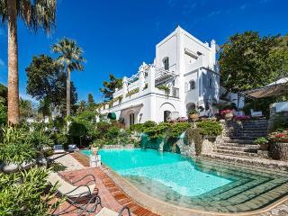 7 bedroom Villa with Internet Access in Anacapri - Anacapri vacation rentals