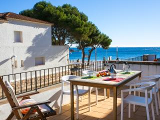 Beautiful apt, spectacular sea views, sleeps 5+ - Tamariu vacation rentals