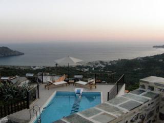 Aretousa Sea View Villa, Myrthios Rethymnon Crete - Myrthios vacation rentals