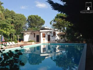 Villa with large Pool, 4 bedrooms and 3 bathrooms - Oria vacation rentals