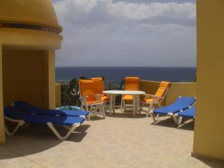 Large 4* Family Penthouse beach views in Hotel !! - Maspalomas vacation rentals