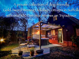 Romantic Barn with Internet Access and Outdoor Dining Area - Stonham Aspal vacation rentals